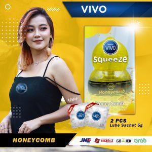 Squeeze Ball Vivo Honeycomb