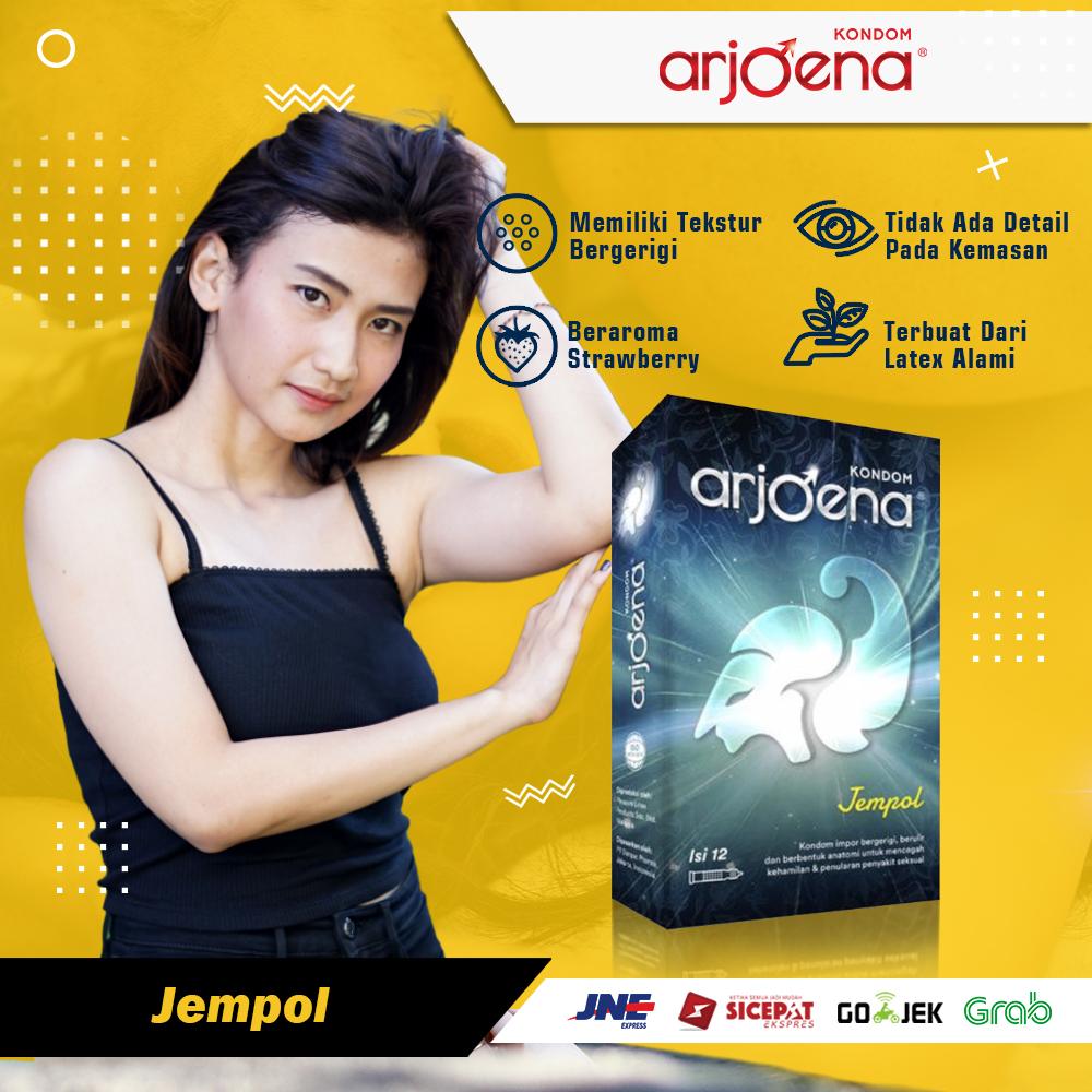 Kondom Arjoena Jempol Isi 12 pcs